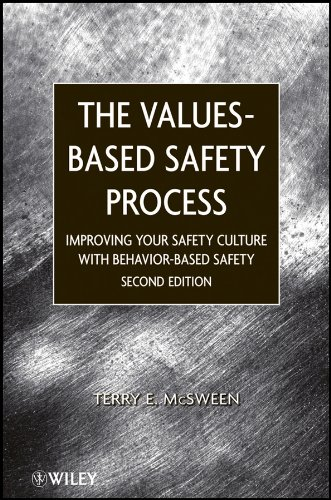 9781118113271: Values-Based Safety Process: Improving Your Safety Culture with Behavior-Based Safety