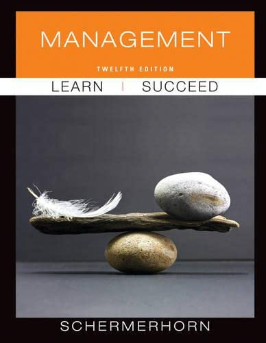 9781118113929: Management, 12th Edition