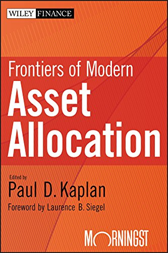 9781118115060: Frontiers of Modern Asset Allocation
