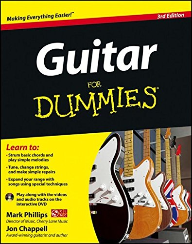9781118115541: Guitar For Dummies: with DVD.