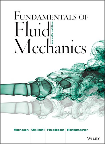 Fundamentals of Fluid Mechanics: Munson, Bruce R.;