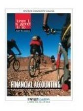 9781118116241: Financial Accounting 6e Kimmel ACC101