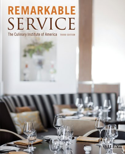 Remarkable Service: The Culinary Institute
