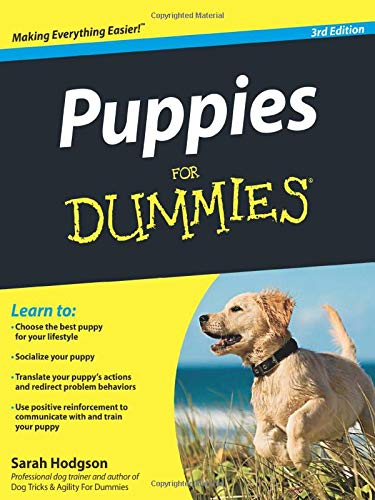 9781118117552: Puppies for Dummies, 3rd Edition
