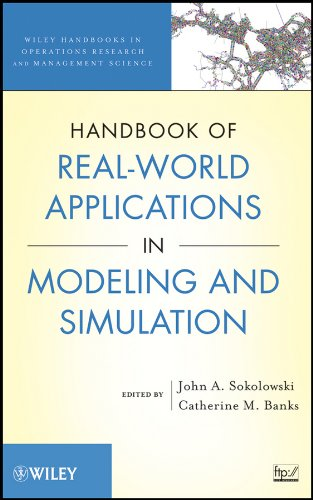 9781118117774: Handbook of Real-World Applications in Modeling and Simulation