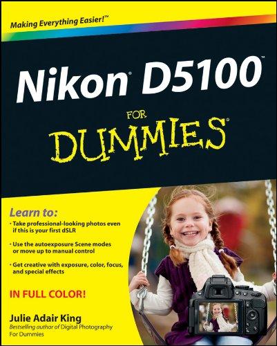 9781118118191: Nikon D5100 For Dummies