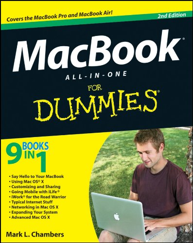 9781118118696: MacBook All-in-One For Dummies