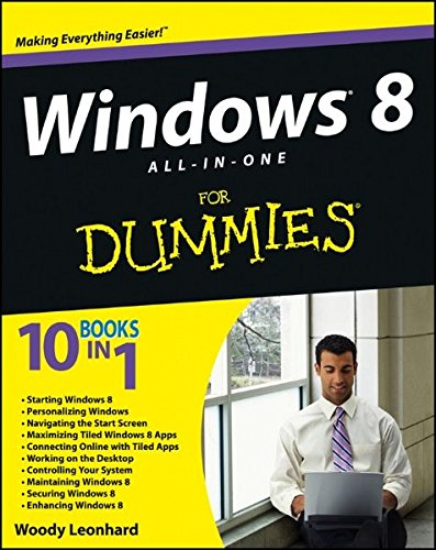 9781118119204: Windows 8 All-in-One For Dummies