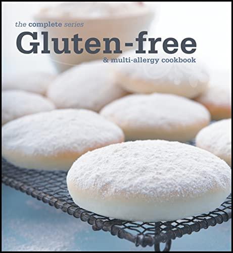 Complete Gluten Free & Multi Allergy Cookbook: Lola Workman