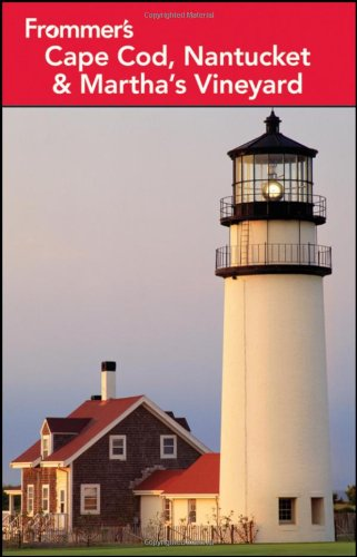 9781118119990: Frommer's Cape Cod, Nantucket and Martha's Vineyard (Frommer's Complete Guides)