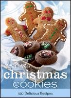 9781118120422: Betty Crocker Christmas Cookies Groc Ed