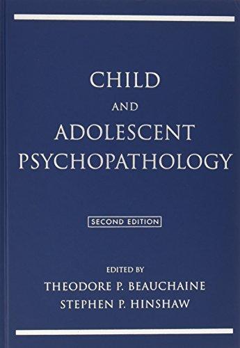9781118120941: Child and Adolescent Psychopathology (Coursesmart)