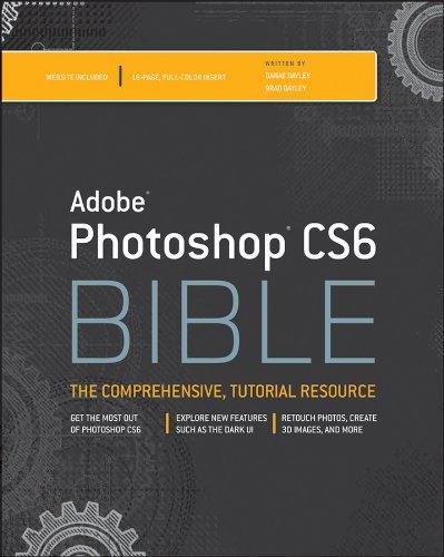 9781118123881: Photoshop Cs6 Bible