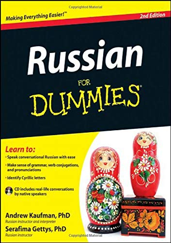 9781118127698: Russian For Dummies