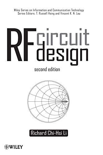9781118128497: RF Circuit Design