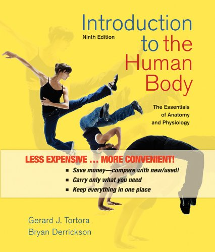9781118129197: Introduction to the Human Body: The Essentials of Anatomy and Physiology
