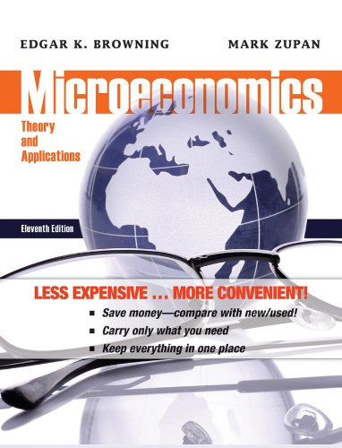 9781118129371: Microeconomics: Theory and Applications