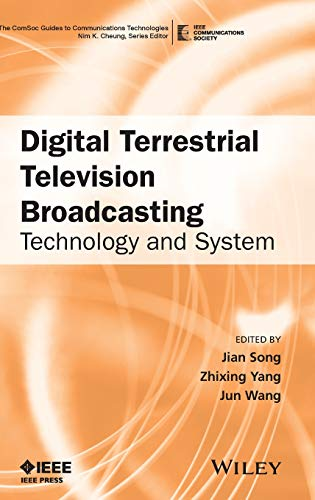 9781118130537: Digital Terrestrial Television Broadcasting: Technology and System (The ComSoc Guides to Communications Technologies)