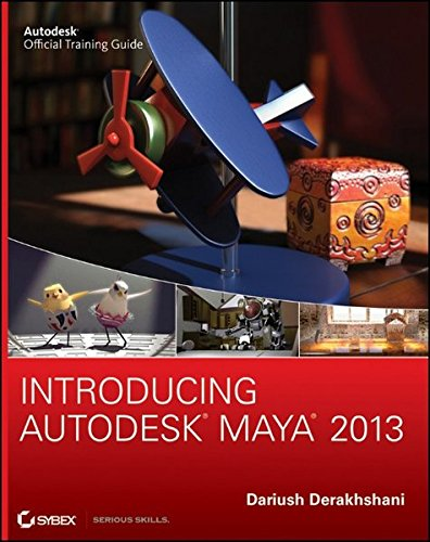 9781118130568: Introducing Autodesk Maya 2013 (Autodesk Official Training Guides)