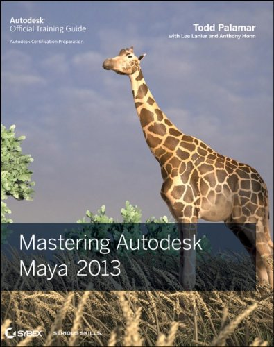 9781118130582: Mastering Autodesk Maya 2013