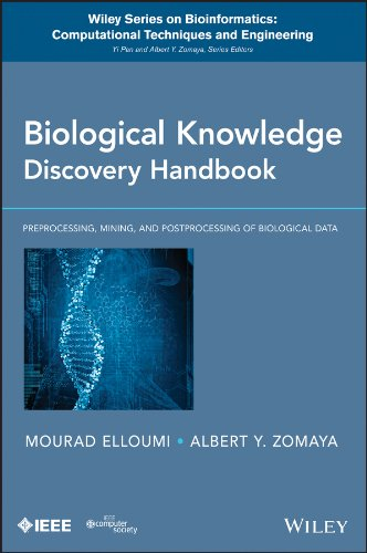 9781118132739: Biological Knowledge Discovery Handbook: Preprocessing, Mining and Postprocessing of Biological Data