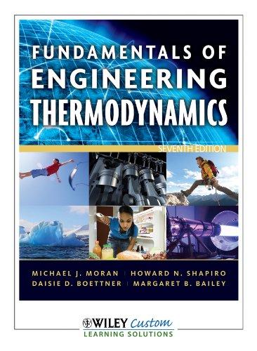 9781118132975: Fundamentals of Engineering Thermodynamics