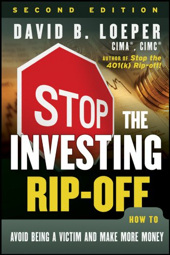9781118133064: Stop the Investing Rip-off: How to Avoid Being a Victim and Make More Money