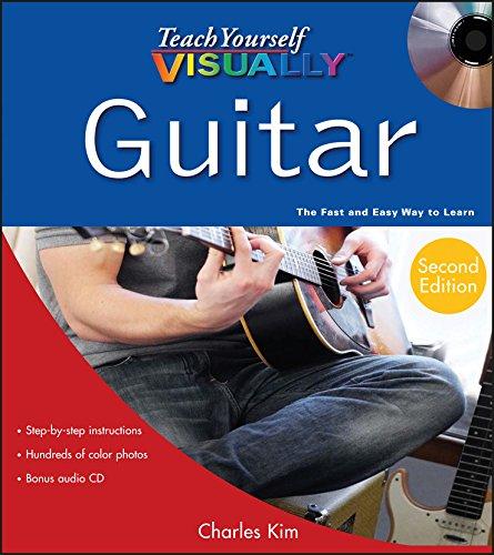 9781118133347: Teach Yourself VISUALLY Guitar
