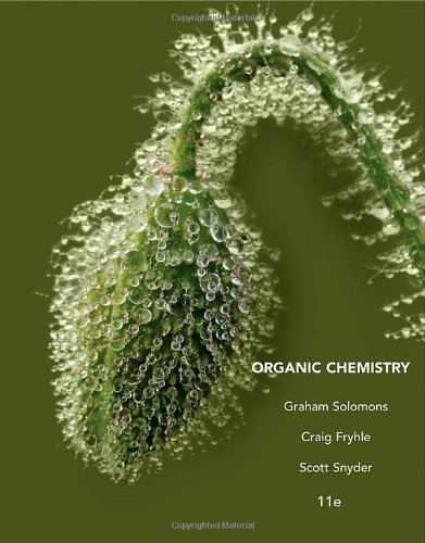 9781118133576: Organic Chemistry, 11th Edition