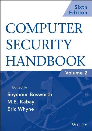 9781118134115: Computer Security Handbook 6E Vol. 2