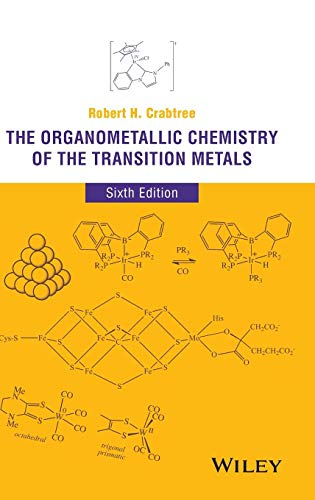 9781118138076: The Organometallic Chemistry of the Transition Metals