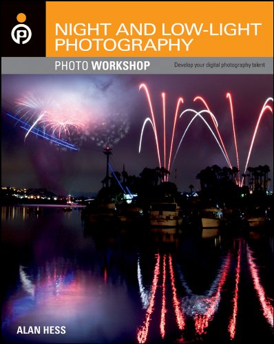 9781118138229: Night and Low-Light Photography Photo Workshop