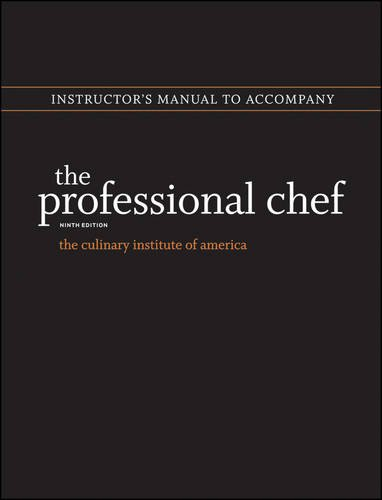 9781118138588: The Professional Chef