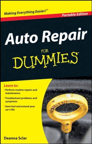 9781118138625: Auto Repair for Dummies: Portable Edition