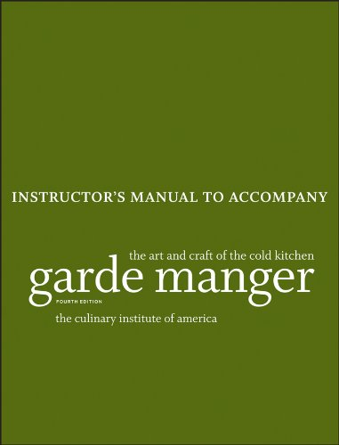 9781118140062: Garde Manger: The Art and Craft of the Cold Kitchen