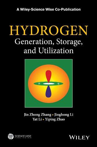 Hydrogen Generation, Storage, and Utilization (Hardback): Jin Zhong Zhang,