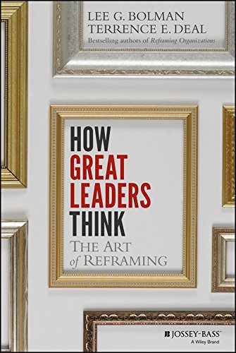 9781118140987: How Great Leaders Think: The Art of Reframing