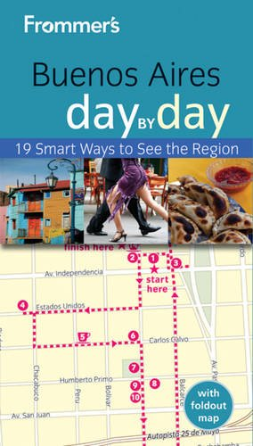 9781118144855: Frommer's Buenos Aires Day by Day (Frommer's Day by Day - Pocket)