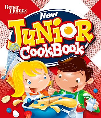 Better Homes and Gardens New Junior Cook Book (Better Homes and Gardens Cooking) (9781118146064) by Better Homes and Gardens