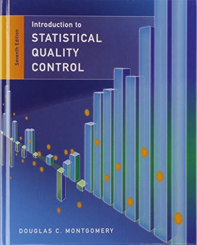 9781118146811: Statistical Quality Control