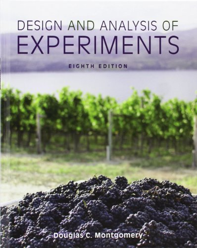 9781118146927: Design and Analysis of Experiments