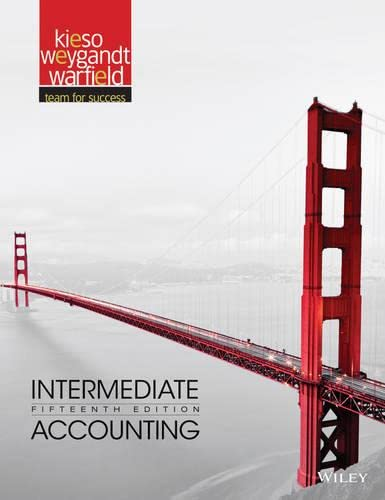9781118147290: Intermediate Accounting