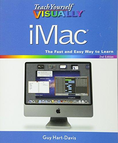 """Teach Yourself Visually iMac (Teach Yourself VISUALLY: Hartâ€""""Davis, Guy"""
