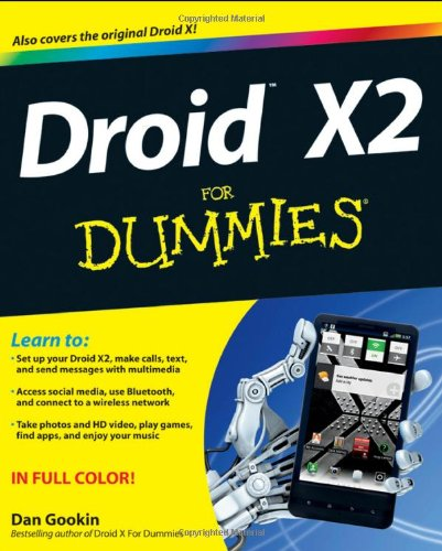 9781118148648: Droid X2 For Dummies