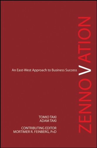 9781118153390: Zennovation: An East-West Approach to Business Success