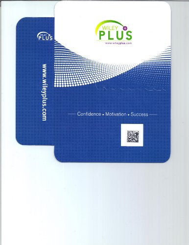 9781118155691: WileyPLUS Card for Intermediate Accounting, 14th edition