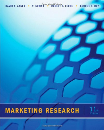 9781118156636: Marketing Research