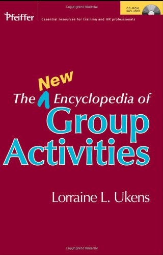 9781118157558: The New Encyclopedia of Group Activities, CD-ROM Included
