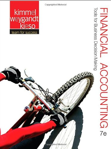 9781118162286: Financial Accounting: Tools for Business Decision Making