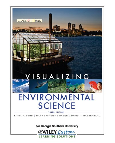 9781118163146: Visualizing Environmental Science (For Georgia Southern University)